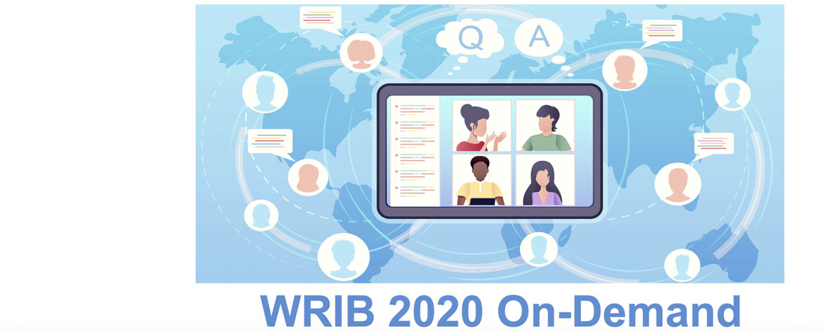 WRIB 2020 On-Demand